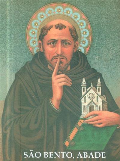 São Bento, Abade (Benjamin Martín Sanches)