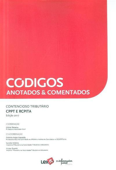 Contencioso tributário (coord. Glória Teixeira... [et al.])