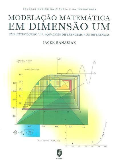 Modelação matemática em dimensão um (Jacek Banasiak)