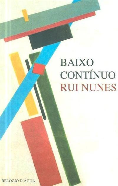 Baixo contínuo (Rui Nunes)