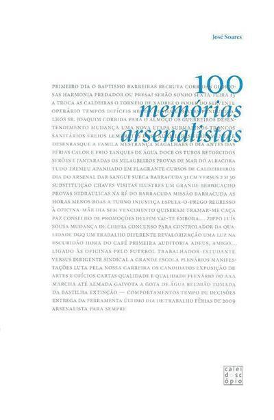 100 memórias arsenalistas (José Soares)