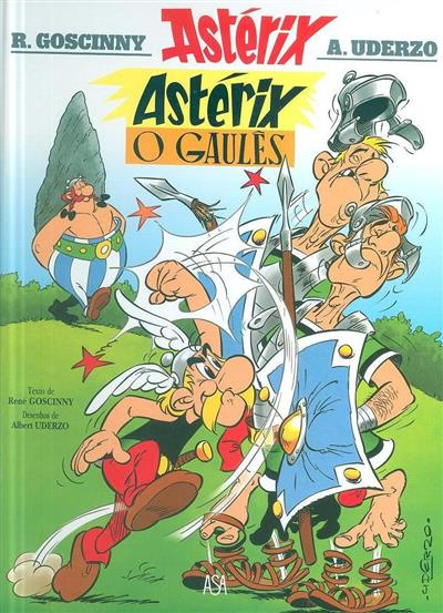 Astérix, o gaulês (René Goscinny)