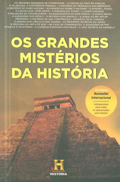 Os grandes mistérios da história (Canal de História)