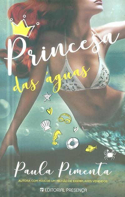Princesa das águas (Paula Pimenta)