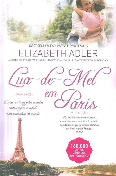 Lua-de-mel em Paris (Elizabeth Adler)