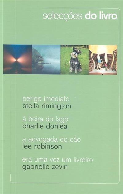 Perigo imediato (Stella Rimington .)