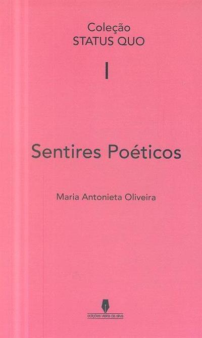 Sentires poéticos (Maria Antonieta Oliveira)