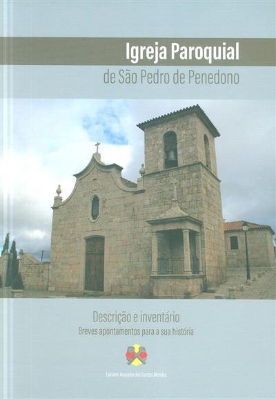 Igreja Paroquial de São Pedro de Penedono (Luciano Augusto dos Santos Moreira)