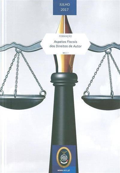 Aspetos fiscais dos direitos de autor (Cristina Pinto)