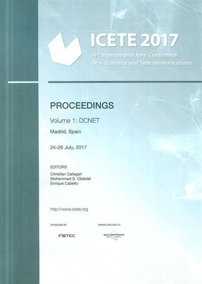 ICETE 2017