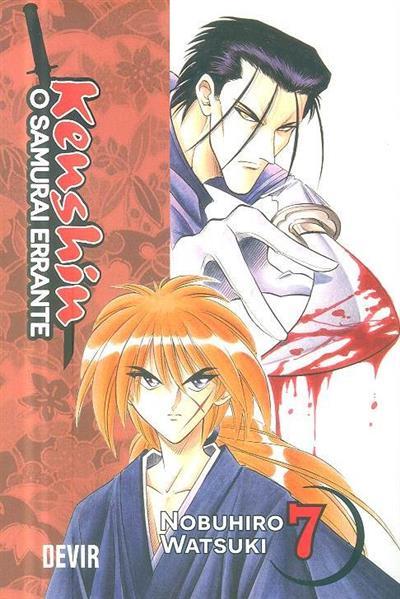 A romântica história de um espadachim da era Meiji (Nobuhiro Watsuki)