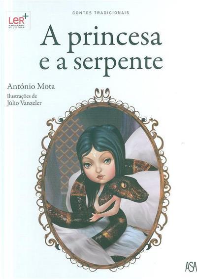 A princesa e a serpente (António Mota)