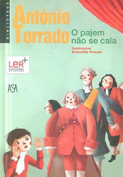 O pagem não se cala (António Torrado)