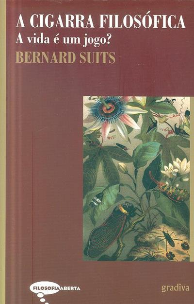 A cigarra filosófica (Bernard Suits)