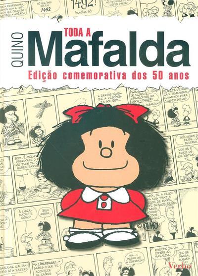 Toda a Mafalda (Quino)