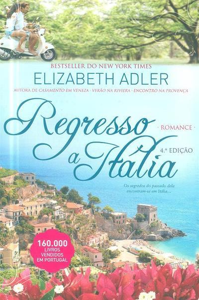 Regresso a Itália (Elizabeth Adler)