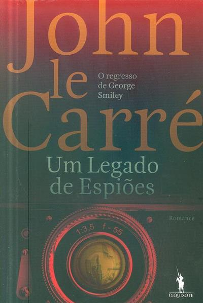 Um legado de espiões (John Le Carré)