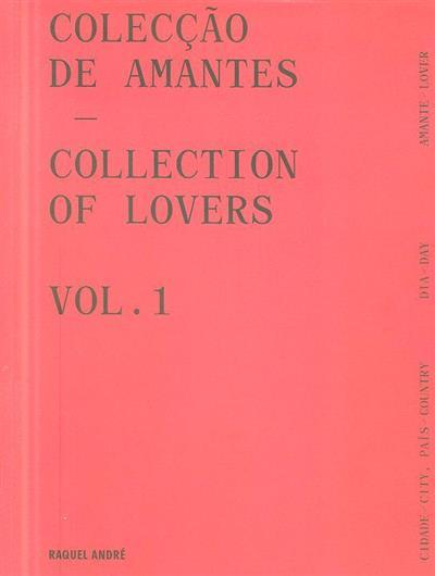 Colecção de amantes (coord. Raquel André)