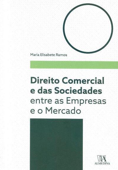 Direito comercial e das sociedades (Maria Elisabete Ramos)