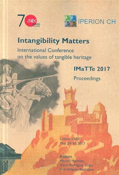 Intangibility matters