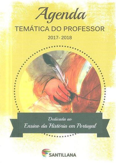 Agenda temática do professore 2017-2018 (Rui Guimarães Lima)