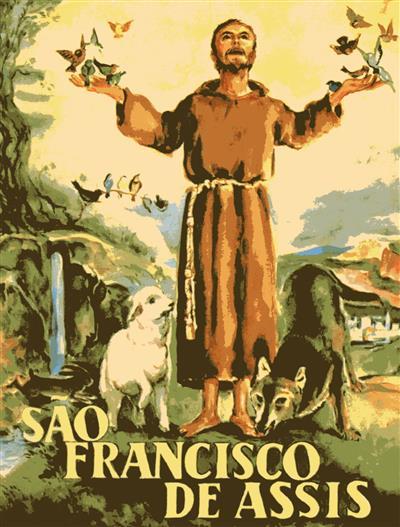 São Francisco de Assis (Januário dos Santos)