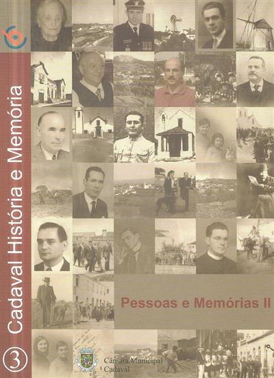 Pessoas e memórias II (Alda Mouga... [et al.])