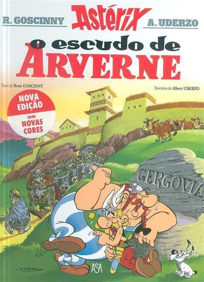 O escudo de Arverne (René Goscinny)