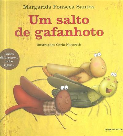 Um salto de gafanhoto (Margarida Fonseca Santos)