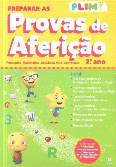 Preparar as provas de aferição (Ana Landeiro... [et. al.])