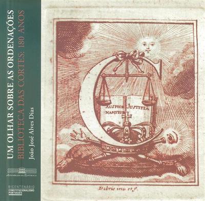 Um olhar sobre as ordenações (comis. cient. João José Alves Dias)