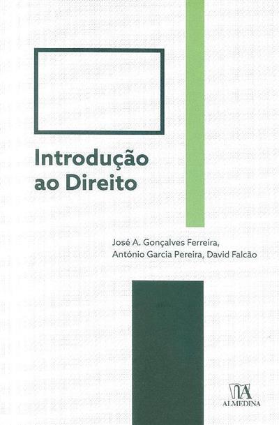 Introdução ao direito (António Garcia Pereira, David Falcão)