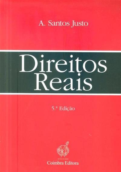Direitos reais (A. Santos Justo)