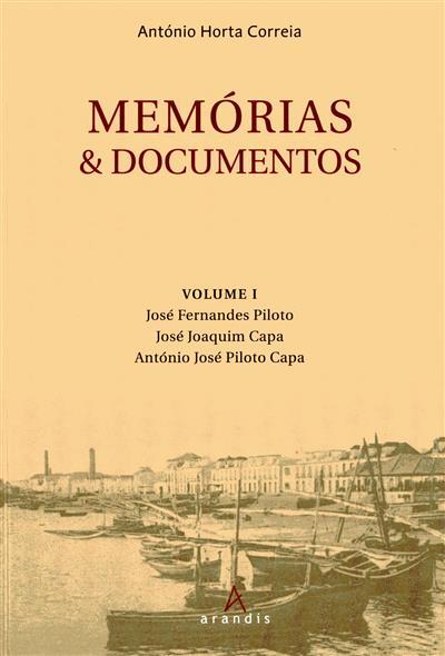 Memórias & documentos (António Horta Correia)