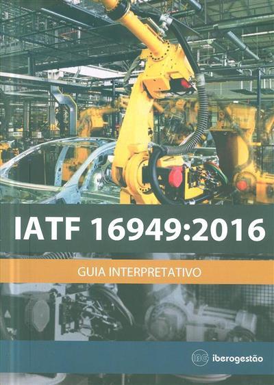 IATF 16949-2016 (coord. Alfredo Azevedo)