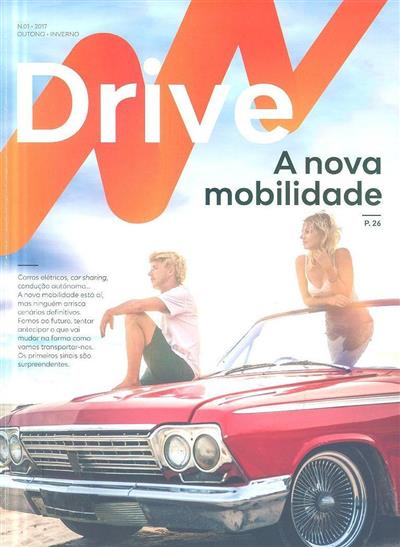Drive magazine