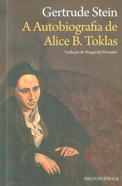 A autobiografia de Alice B. Toklas (Gertrude Stein)