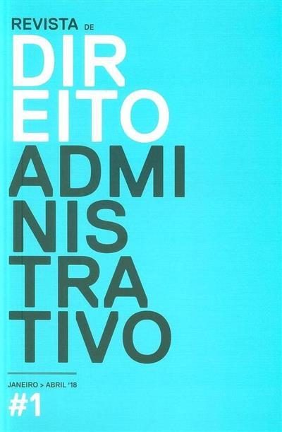 Revista de direito administrativo (propr. Luís Alves... [et al.])