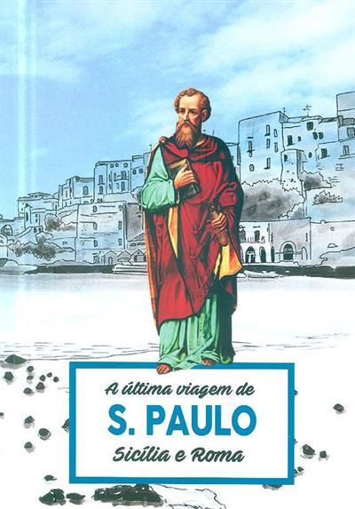 A última viagem de S. Paulo