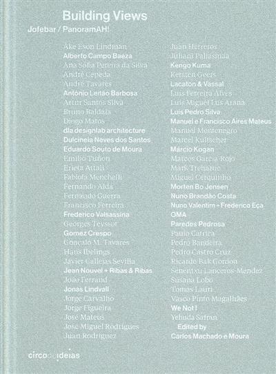 Building views (ed. Carlos Machado e Moura)