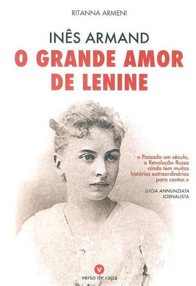 Inês Armand, o grande amor de Lenine (Ritanna Armeni)