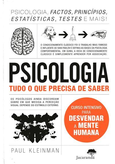 Psicologia (Paul Kleinman)