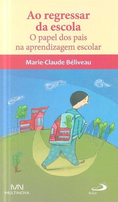 Ao regressar da escola