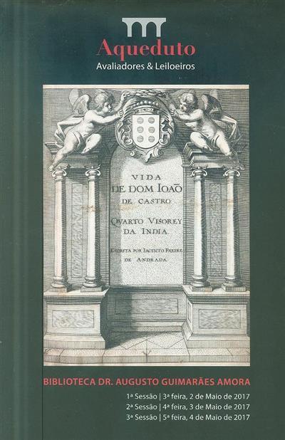 Biblioteca Dr. Augusto Guimarães Amora (elab. Bruno Vicente)