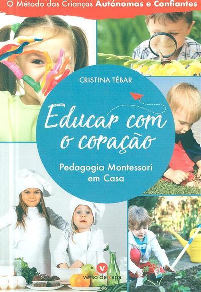 Educar com o coração (Cristina Tébar)