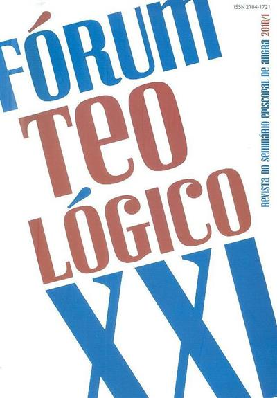Fórum teológico XXI (dir. Helder Miranda Alexandre)