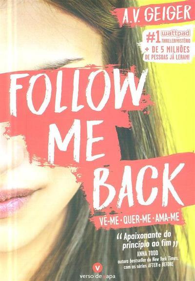 Follow me back (A.V. Geiger)