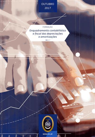 Enquadramento contabilístico e fiscal das depreciações e amortizações (André Vasconcelos, Cristina Pinto)