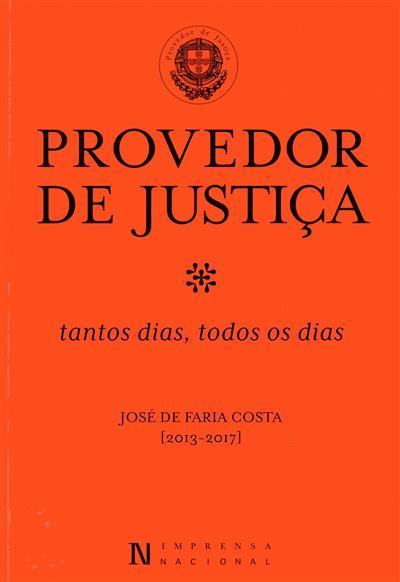 Provedor de Justiça (José de Faria Costa)