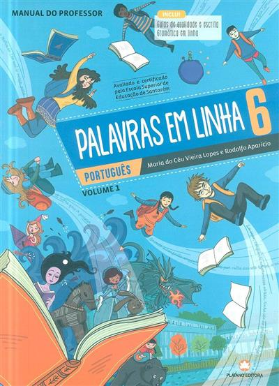 Palavras em linha 6 (Maria do Céu Vieira Lopes, Rodolfo Aparício)